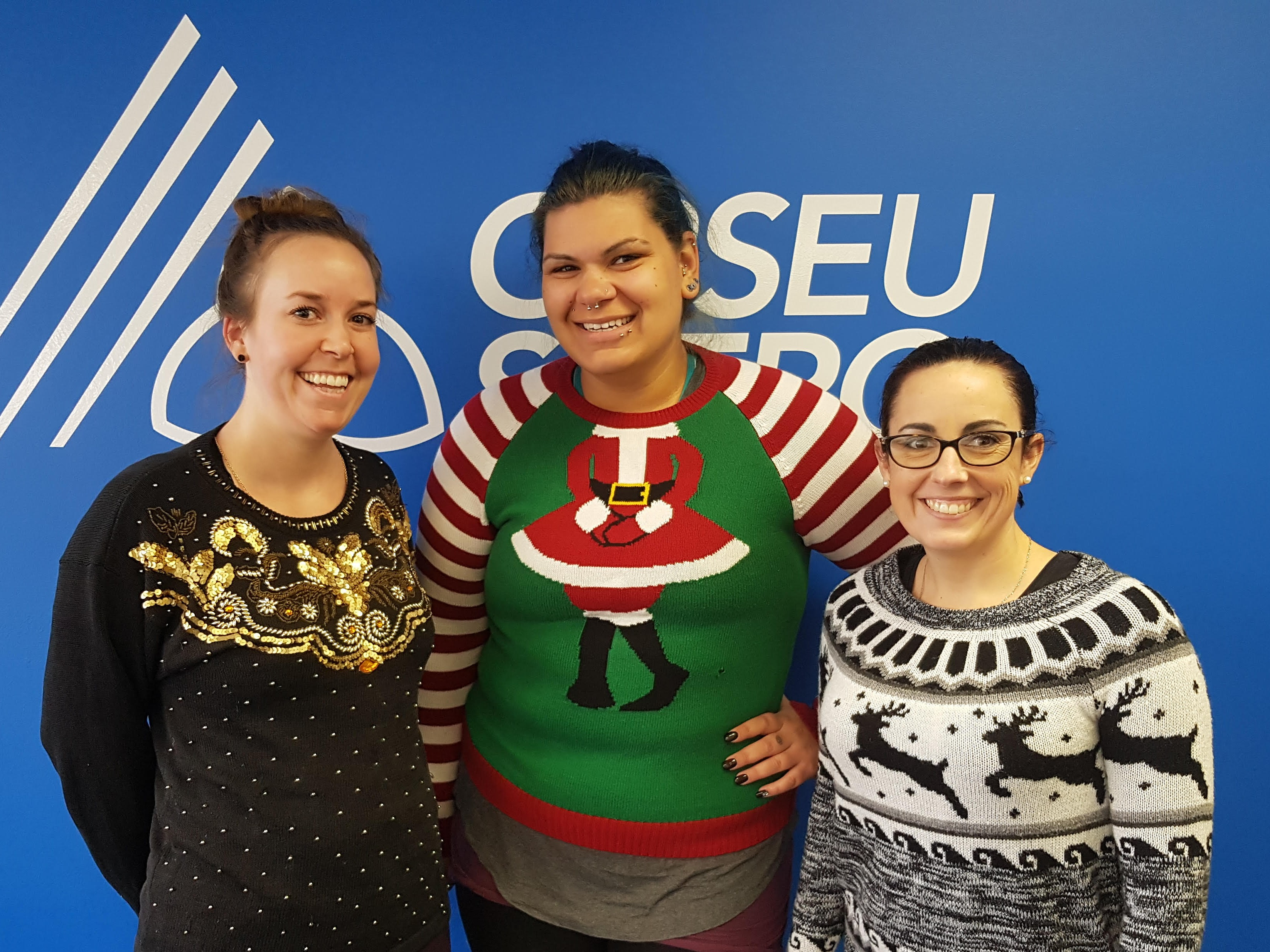 OPSEU ugly sweater